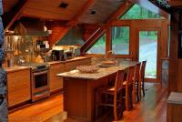 Vaulted wood ceilings photos