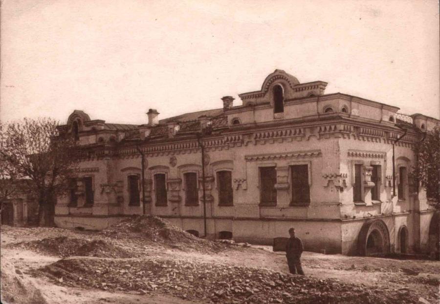 Ipatiev House Photos
