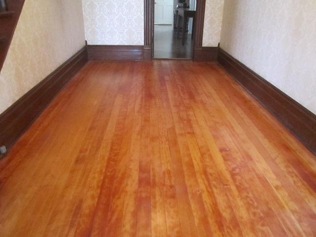 Douglas fir flooring photos