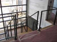 Inside stair railings photos