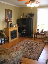 Primitive room photo