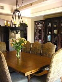 Tuscan dining room decorating ideas photos