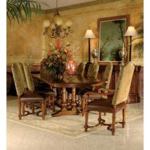 Tuscan Style Dining Room Sets