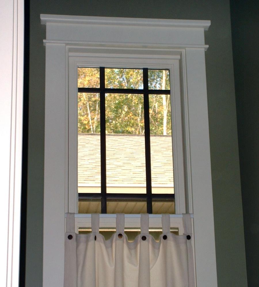 Window Trim Styles Interior Photos