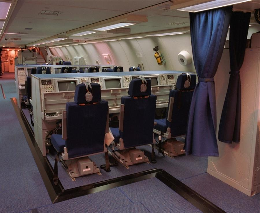 Awacs interior photos