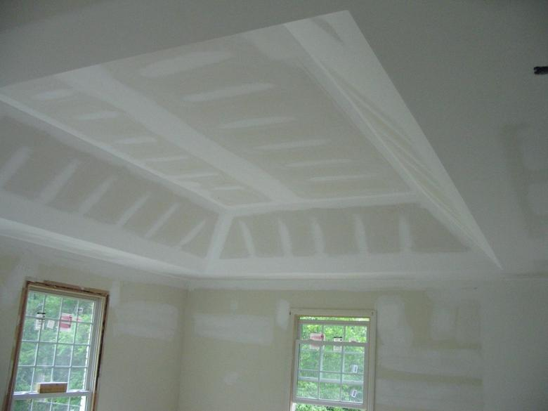 Photos of trayed ceilings