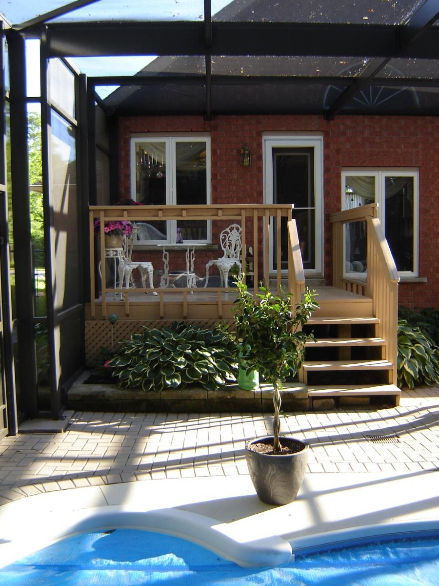 Lanai porch photos