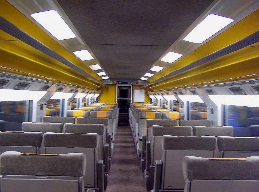 Eurostar Interior Photos