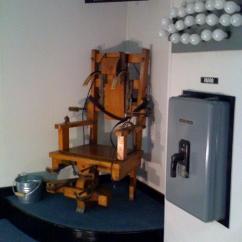 Electric Chair Execution Photos Patio Parts South Carolina