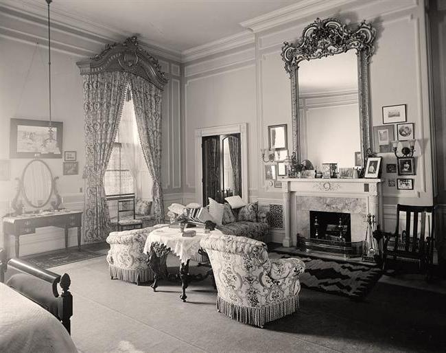 White house living quarters photos