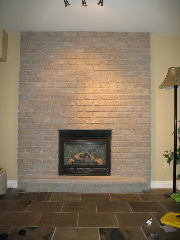 Interior Stone Fireplaces Raised Hearth Fireplaces Photos