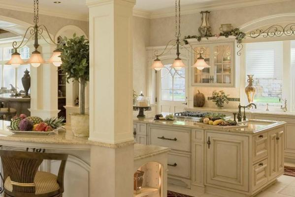 french colonial kitchen design Colonial kitchen photos