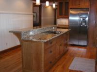 2 tier kitchen island photos
