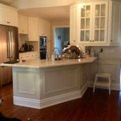 Beadboard Kitchen Cabinets Used Nj Wainscoting Photos
