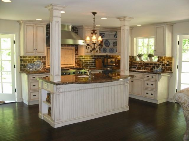 nantucket polar white kitchen cabinets movable island photo