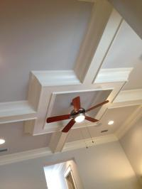 Boxed ceilings photos