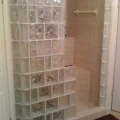 Kitchen Samples Sink Protectors Photos Of Shower Stall With Glass Blocks