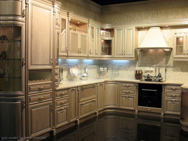 Photos Of Whitewashed Kitchen Cabinets