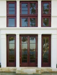 Photos of exterior french doors