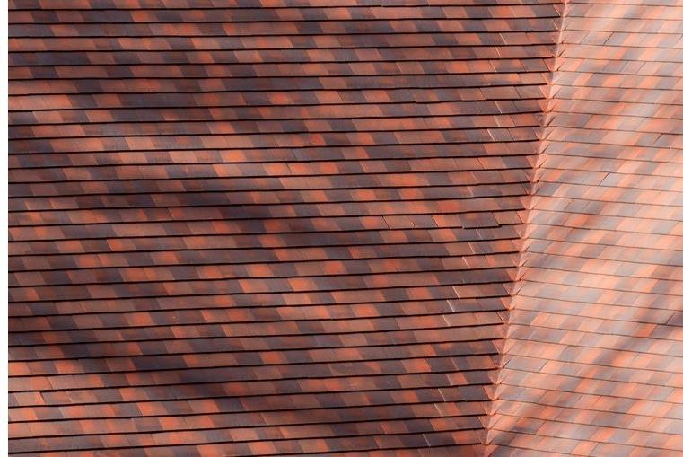 Photo clay tile