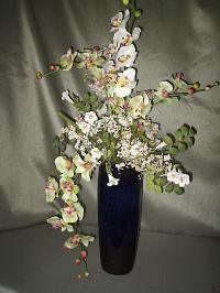 Tall flower arragments photos