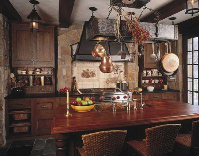 tudor kitchen remodel gas stove style photos