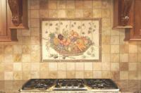 Ceramic photo tile murals