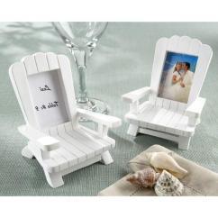 Adirondack Chairs Kits Target Blue Velvet Chair Miniature Place Card Photo Frame