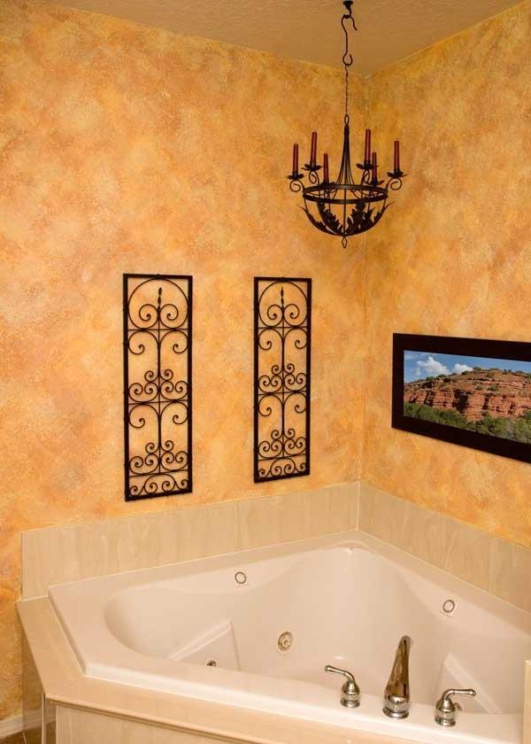 Faux finish photos of bathrooms