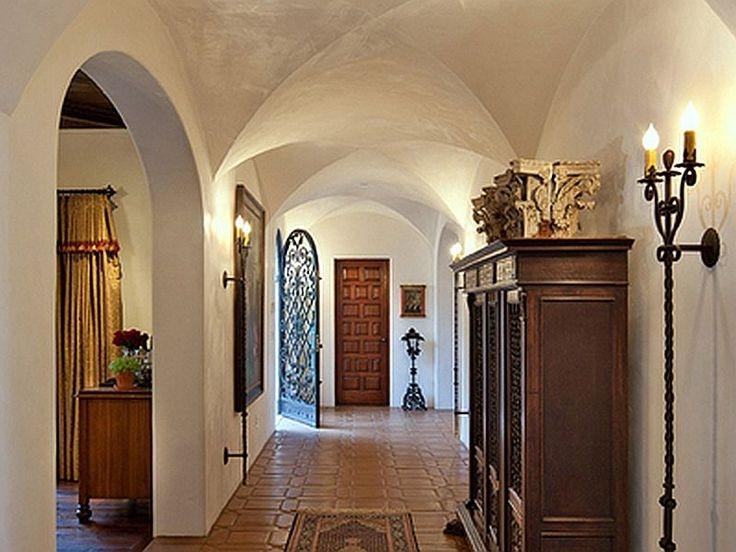 Spanish Revival Interiors Photos