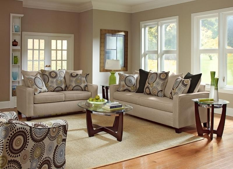 Photos of formal living rooms