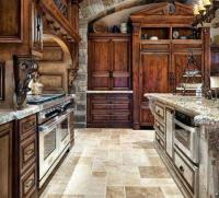 Photos of tuscany style kitchens