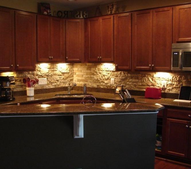 kitchen backsplash panels vintage appliance stacked stone photos