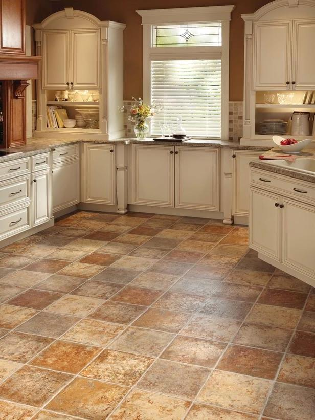 Photos of kitchen floors