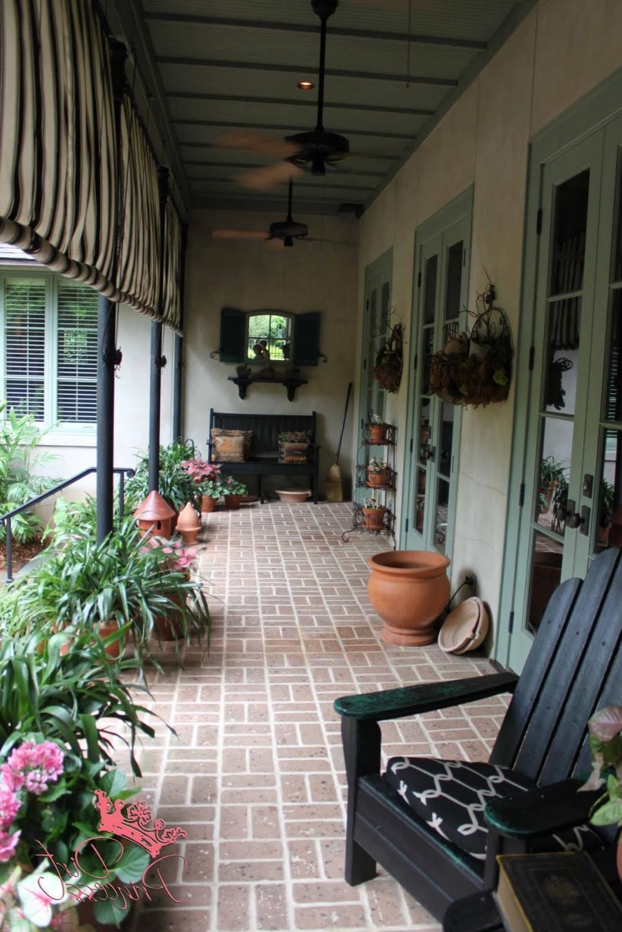 New orleans courtyard garden photos