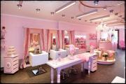 beauty parlour interior