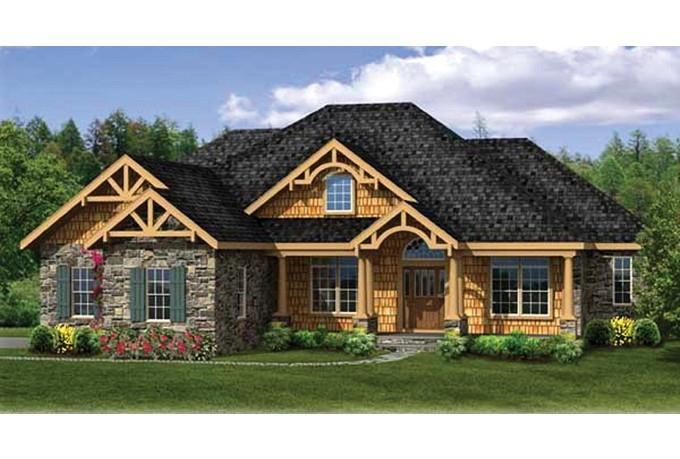 15 House Plans With Finished Walkout Basement That