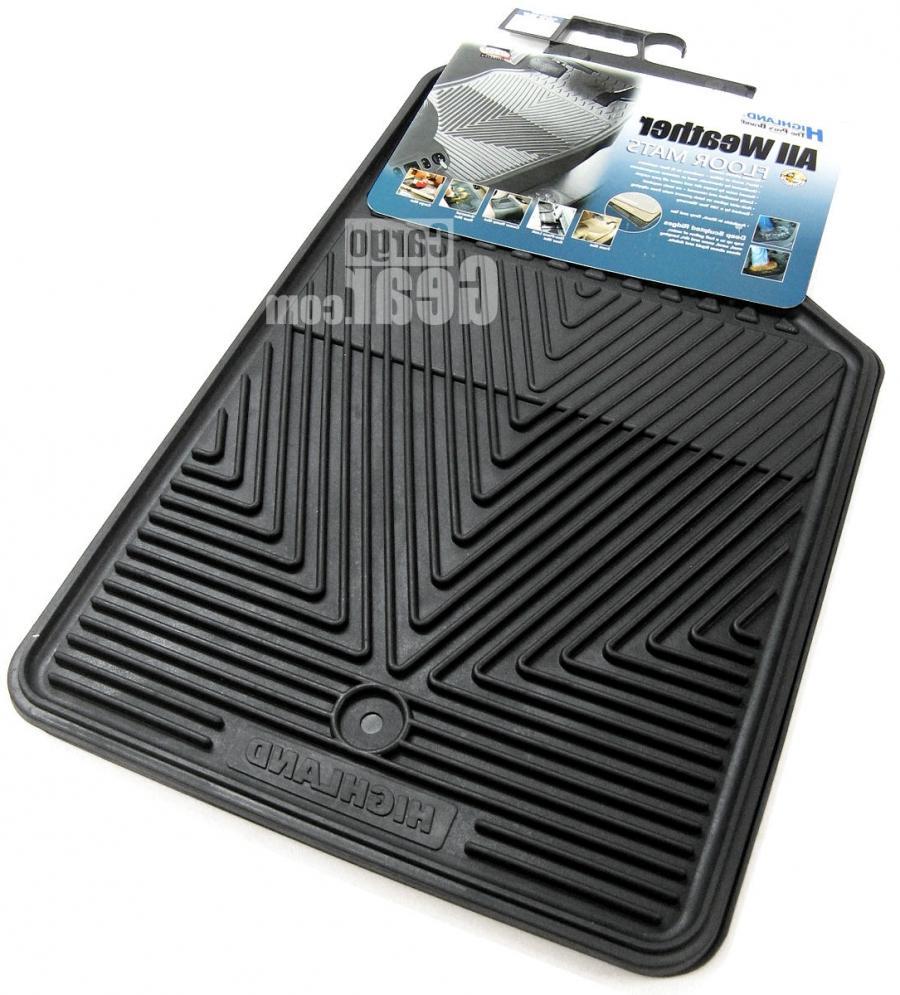 Custom auto photo floor mats