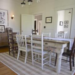 Small Open Plan Kitchen Diner Living Room Corner Cabinet Furniture Country Cottage Dining Photos