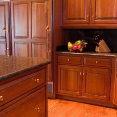 Glazed Kitchen Cabinets Inexpensive Tables Cherry Cabinet Hardware Photos