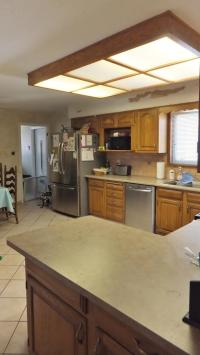 Update kitchen lighting photos
