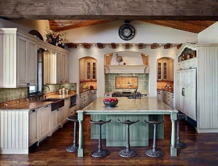 Old farmhouse interior photos
