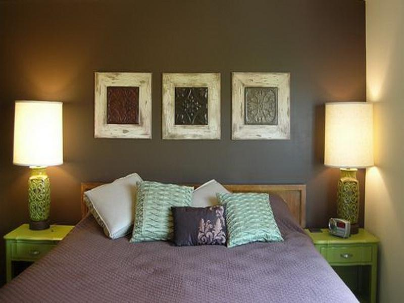Bedroom color schemes photos