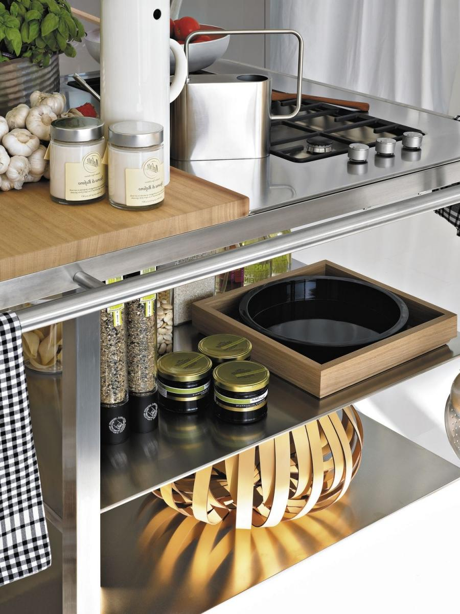 Stainless Steel Kitchen Work Stations