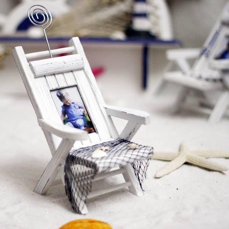 beach chair photo frame macy chairs recliners adirondack
