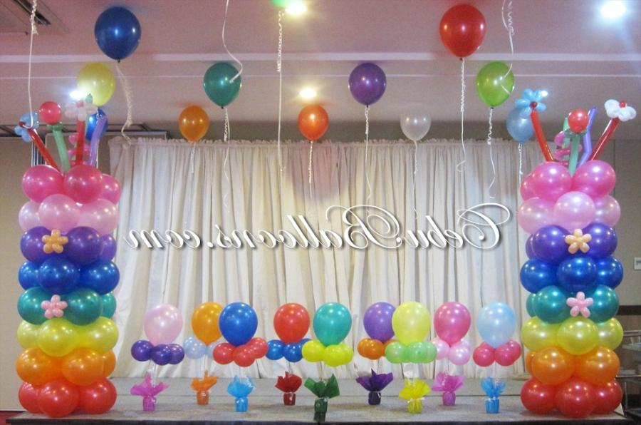 hanging chair lahore kneeling posture photos balloons decoration