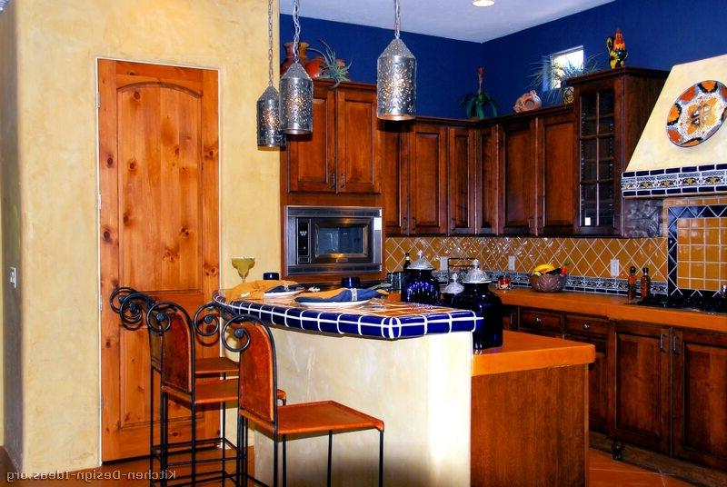 Photos of mexican style kitchens