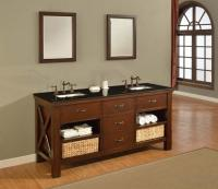 mission style bathroom vanities - 28 images - craftsman ...