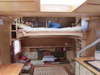 Teardrop camper interior photos