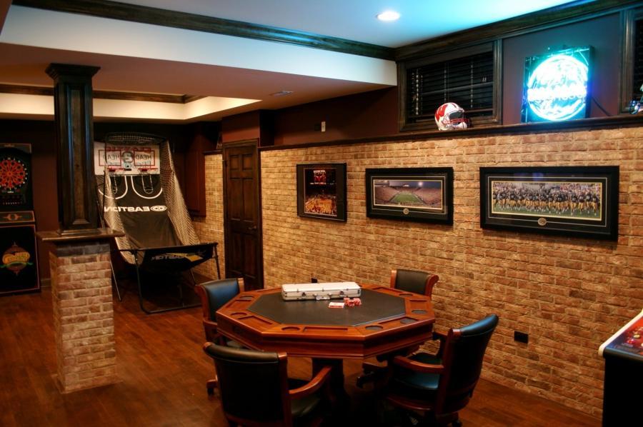 Decorate game room photos